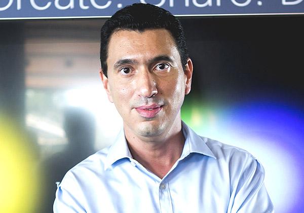 """רומן קלנדריוב, מנהל צוות הנדסה, סיסקו ישראל. צילום: יח""""צ"""