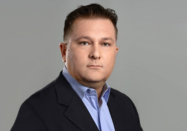 """אדי גנדלמן, מנהל הפעילות העסקית של ADATA בישראל. צילום: יח""""צ"""