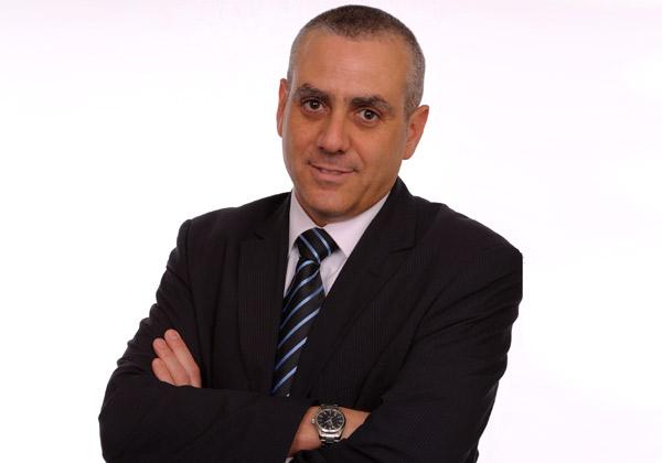 """אילן גת, מנכ""""ל QlikView ישראל. צילום: אלון שטרן"""