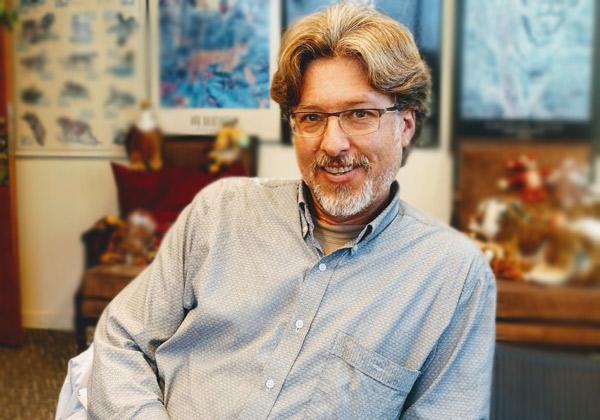 """רון ווליכמן, מנכ""""ל בינת סמך. צילום: פלי הנמר"""
