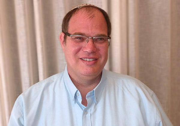"""שמואל סוננבליק, מנהל חטיבת פרויקטים במלם מערכות. צילום: יח""""צ"""