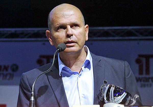 """יגאל פדאל, מנמ""""ר נשר מפעלי מלט. צילום: ניב קנטור"""