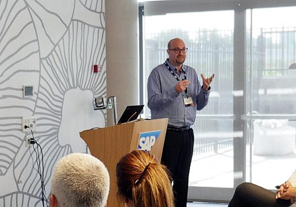 """גלעד רוטשילד, שותף המוביל את תחום המערכות הארגוניות - פרקטיקת הטכנולוגיה בדלויט. צילום: יח""""צ"""
