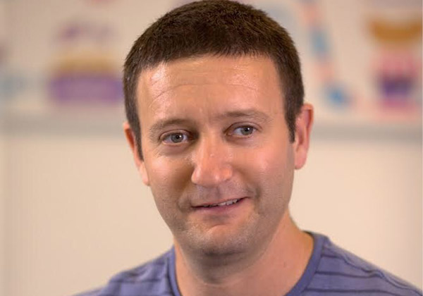 """גיא תומר, מנהל התפעול ב-TabTale. צילום: יח""""צ"""