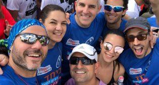 איטרניטי השתתפה במרתון ירושלים למען האגודה למלחמה בסרטן