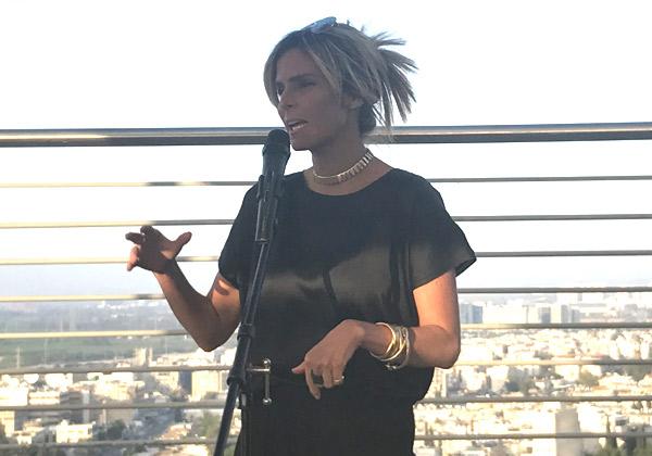 """עדי סופר תאני, מנכ""""לית פייסבוק ישראל. צילום: אבי בליזובסקי"""