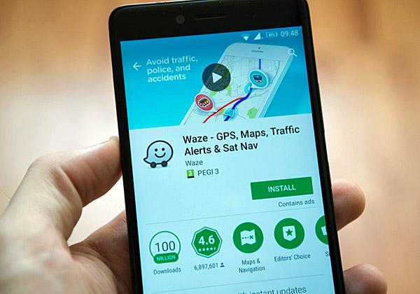 תזכירו לנו מה זה לשאול אנשים איך להגיע? Waze. צילום: BigStock