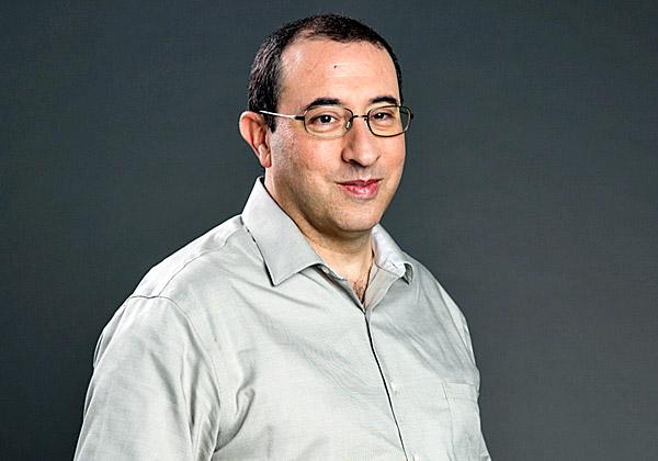 """מוטי אליאב, המנכ""""ל החדש של eBay ישראל. צילום: ענבל מרמרי"""