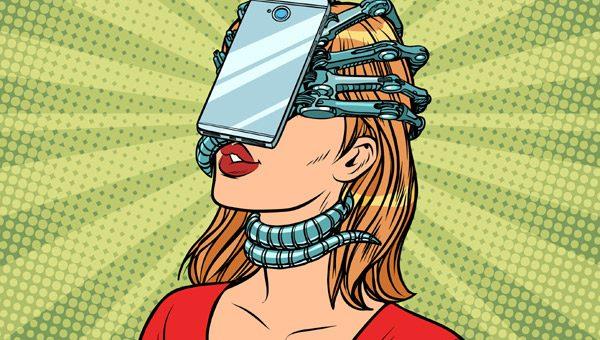 העצמאות לתקוע את הראש בתוך הטלפון היום – ובעצם בכל יום