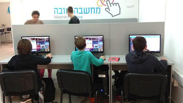 """100 ילדים לקחו חלק ב-""""סיירות סטארט-אפ קידס"""" של מחשבה טובה"""