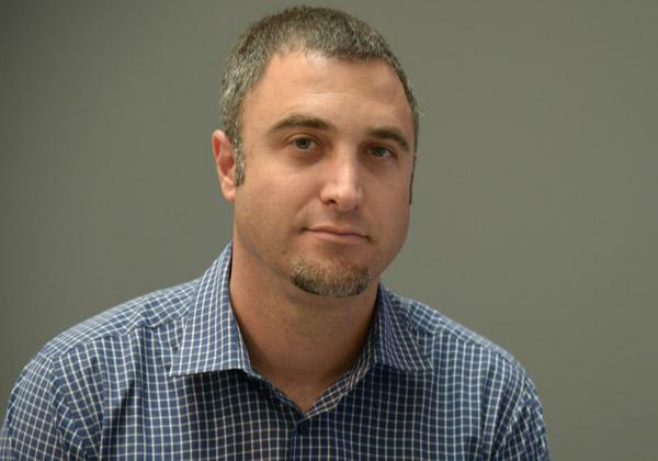 """מוטי הדס, סגן מנהל חטיבת מוצרי התוכנה ומוביל הקוד הפתוח במטריקס. צילום: יח""""צ"""
