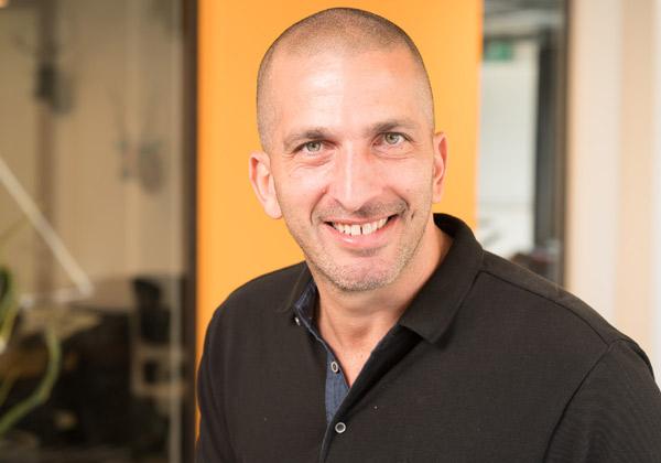 נמרוד כהן, שותף מנהל של קרן טאו ונצ'רס. צילום: יורם רשף