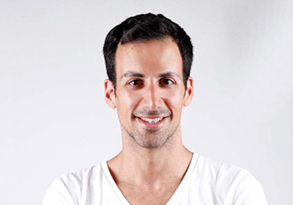 "אסף פז, שותף ומנכ""ל Quali.fit. צילום: גיא מרון"