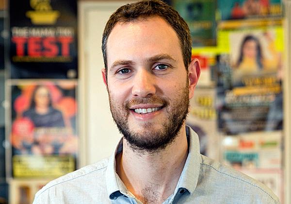 עודד בראל, מנהל J-Next. צילום: שני לוי