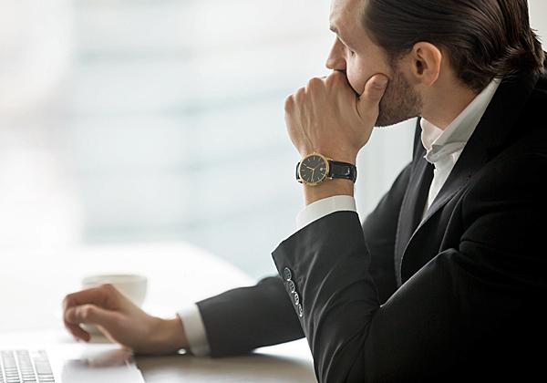 """מנכ""""ל? תקנות הגנת הפרטיות החדשות צריכות להדאיג אותך. צילום: פיזקס, BigStock"""