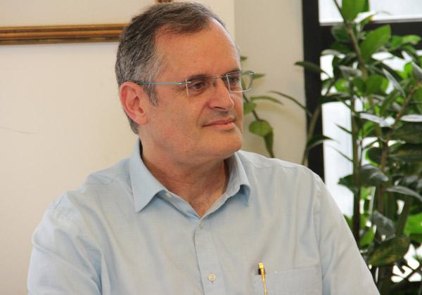 ז'ק בוזגלו, מנהל תמיכה ומכירות, מקיט מערכות. צילום: יניב פאר