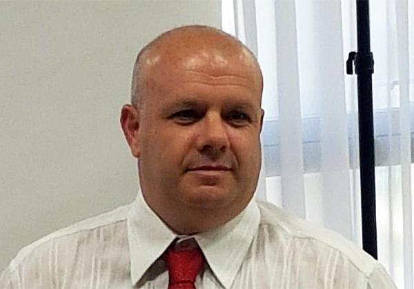 """מגן מרגלית, מנהל מחלקת תשתיות מרכזיות בבנק הפועלים. צילום: יח""""צ"""