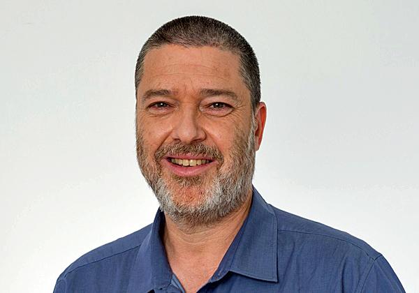 """זיו מנדל, מנכ""""ל משותף בג'ון ברייס הדרכה ובמטריקס גלובל. צילום: סאם יעקובסון"""