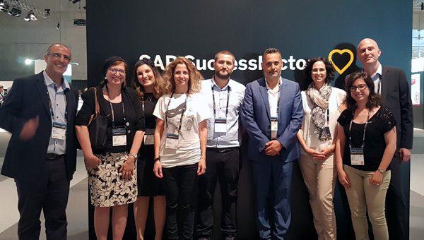 סאפ ישראל בכנס Successesconnect בברלין