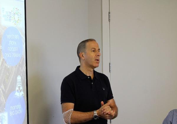 ישראל אייבי, סמנכ''ל החטיבה העסקית בפלאפון. צילום: אידן בן ישי