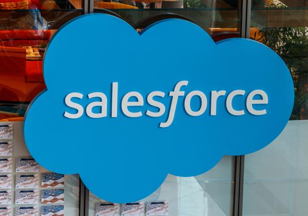 רכישת ענק בישראל. Salesforce. מקור: BigStock