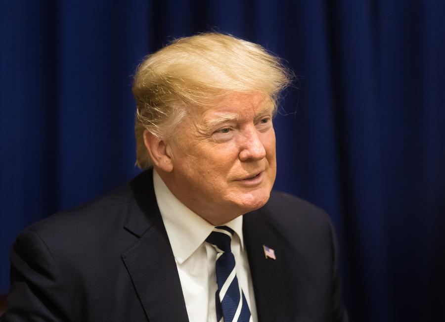 דונלד טראמפ, נשיא ארה