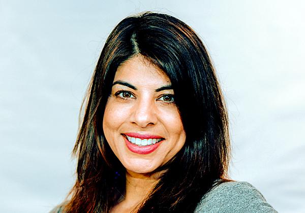 שאליני מית'ה, מנהלת שיווק גלובלית של פתרונות חוויית לקוח בסאפ. צילום: יח