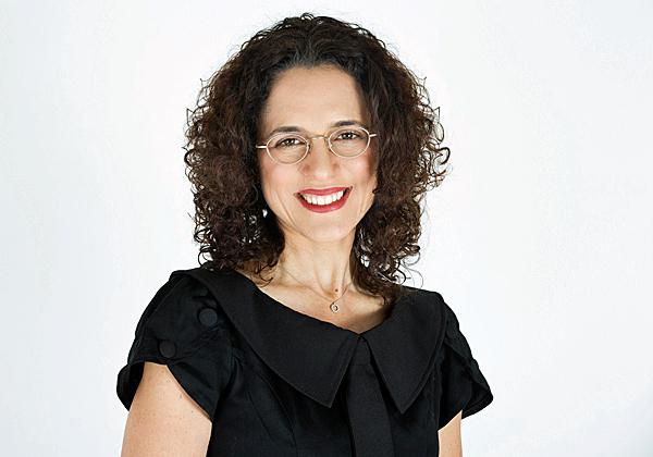 צביה ברון, מנהלת Hangar, מעבדת החדשנות של התעשייה האווירית. צילום: איה אפרים