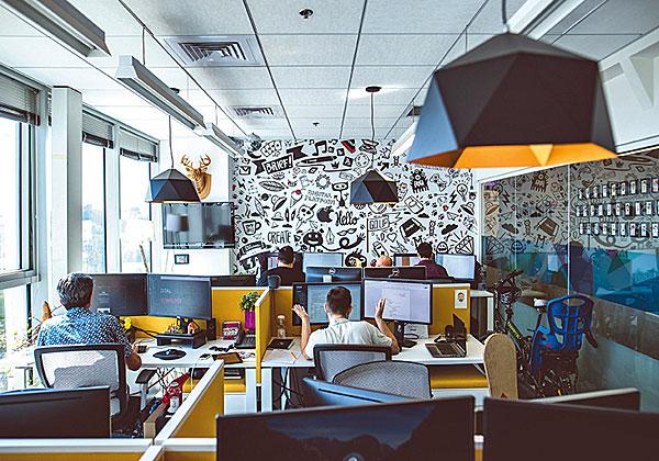 משרדי אלעד מערכות. צילום: ויקטור לוי