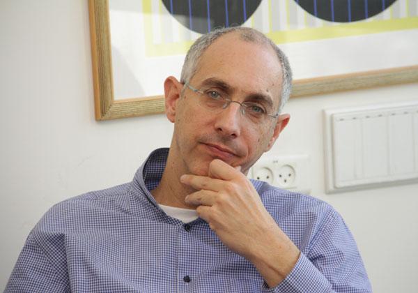 חיים כהן מינץ, סגן נשיא למכירות ופיתוח עסקי בטרנדמון. צילום: יניב פאר