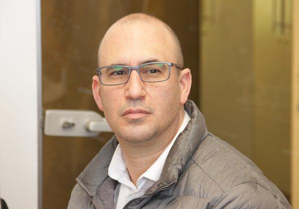 """עו""""ד עמית אקו, שותף במשרד עורכי הדין אקו-קנטור. צילום: יניב פאר"""
